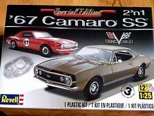 Revell Monogram 1:25 '67 Camaro SS Car Model Kit