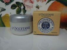 L'occitane Ultra Rich Face Cream TRAVEL SIZE 0.5 Oz NEW 25% Shea Butter