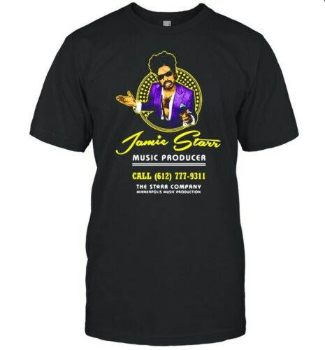 Jamie Starr Music Producer Call 777 9311 The Starr Company t Shirt