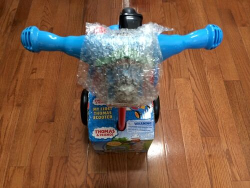 **New** Thomas and Friends My First 3 Wheel Scooter Great Gift