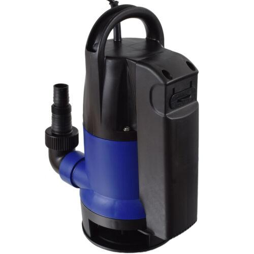 400 W Schmutzwasserpumpe Schmutzwasser Tauchpumpe Pumpe Gartenpumpe Wasserpumpe