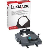 Lexmark Re-inking Printer Ribbon Hi-yield Black 3070169 on sale