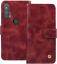 thumbnail 1 - Motorola Edge Plus Pu Leather Wallet Case Moto Edge+ Cover Folio Flip Kickstand