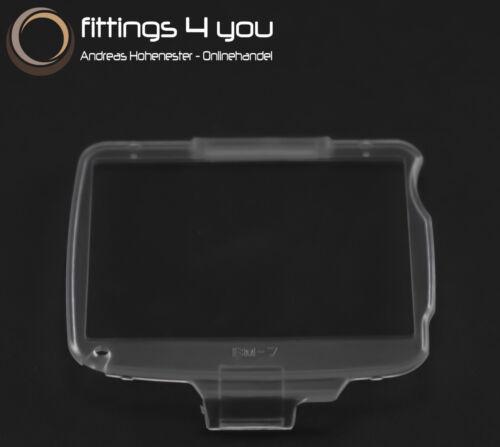 Bm-7 Tapa de Protección Del Monitor para Nikon D80 Bm 7 la Pantalla