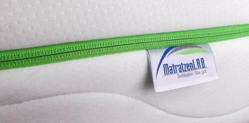 XL 20 cm 7 ZONEN Kaltschaum Matratze KOLOSS 160 x 200  H3