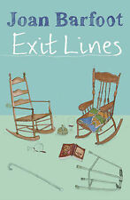 Exit Lines by Joan Barfoot (Paperback) New Book