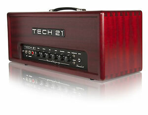 Tech 21 Private Stock Formula 21 Vacuum Tube Bass Pre Amp