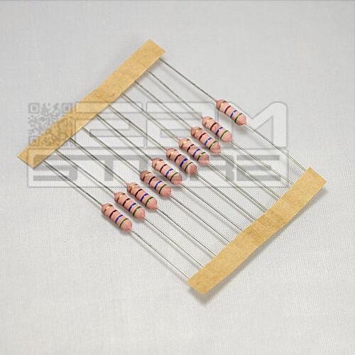 10 pcs Resistors 1w 1,8 kohm 1800 OHM-Article b040