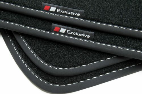 Exclusive Design Fußmatten für Peugeot 308 1 CC Cabrio Bj 2007-2013