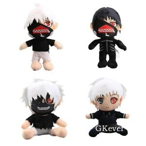 Horror-Anime-Tokyo-Ghoul-Plush-Toy-Ken-Kaneki-Stuffed-Doll-Figures-Xmas-Gift