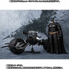 Bandai S.H.Figuarts The Dark Knight Batman & Batpod Set Japan version