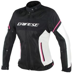 dainese air frame d1 damen motorradjacke luftig sport sommer jacke winddicht ebay. Black Bedroom Furniture Sets. Home Design Ideas