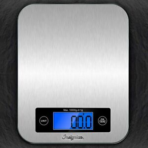 Salter Stainless Steel Digital Kitchen Weighing Scales Electronic Cooking Scale Appliance for Home /& Dexam Stainless Steel mixing bowl 2.0 Litre