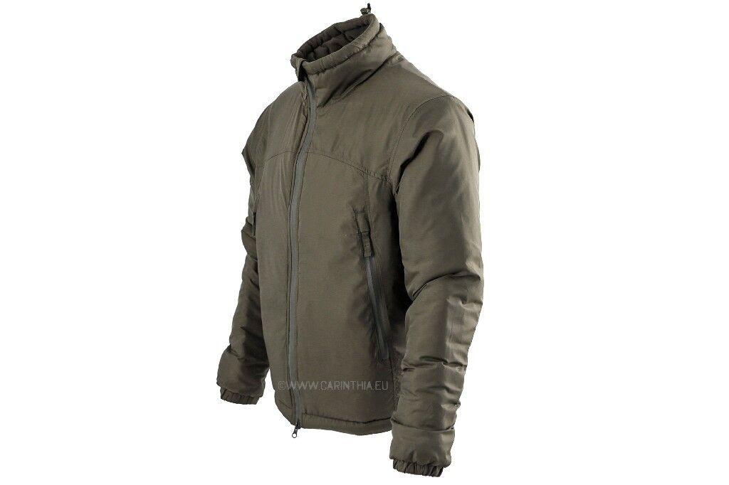 Carintia riamente 3.0 Jacket verde oliva tamaño L chaqueta ligera thermojacke vellón mul