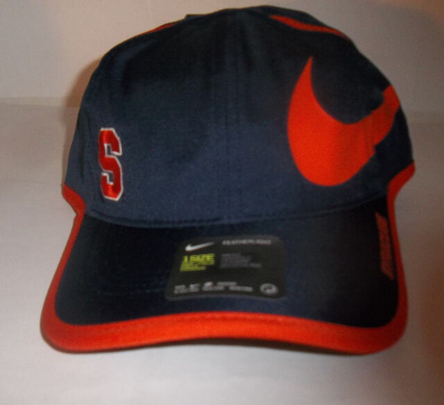 2427e005355 ... cheapest syracuse orange navy su hat nike dri fit adult swoosh cap adj  lightweight 1d9a1 375a6