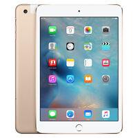 """Apple iPad mini 3 7.9"""" 128GB Wi-Fi & 4G Tablet"""