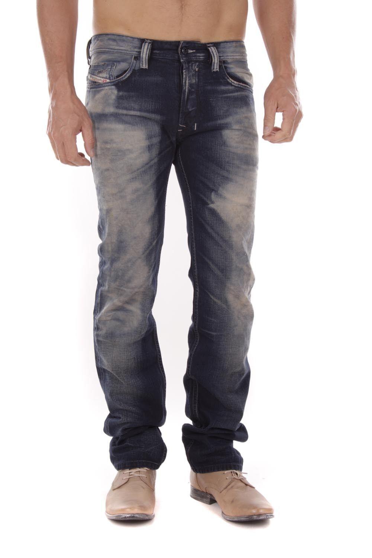 Diesel Diesel Diesel Safado 0665K Herren Jeans Hose Regular Slim df0fc8