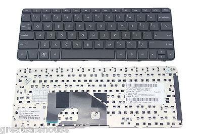 New HP Compaq Mini 210 2102 US Laptop 590527-001 588115-001 594711-001 Keyboard