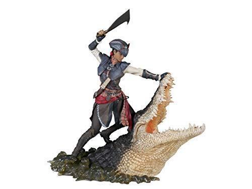 Assassin's Creed Liberation Statue en Pvc Aveline Ubisoft