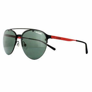 finest selection c9891 33820 Sonnenbrillen Arnette Sunglasses Dweet D 3075 698 71 Black Rubber Red Green
