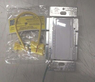 QTY-6 LUTRON MACL-153-WH SINSLE POLE 3-WAY OR MULTI-LOCATION C-L DIGITAL DIMMER