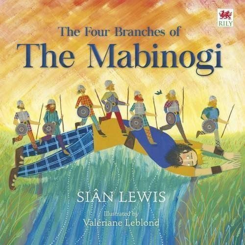 The Four Branches of the Mabinogi, Sian Lewis, Used; Good Book