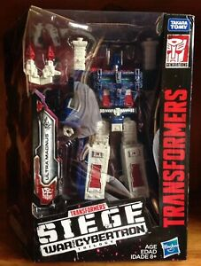 Transformers Generations Selects War for Cybertron MISB in USA Lancer