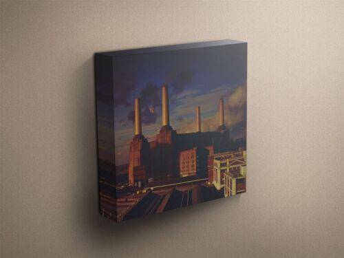 "Pink Floyd /""Animals/"" Cover Art Canvas Art Print #002275"