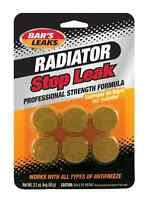 Bar's Leaks Hdc Radiator Stop Leak Tablets Heavy Duty