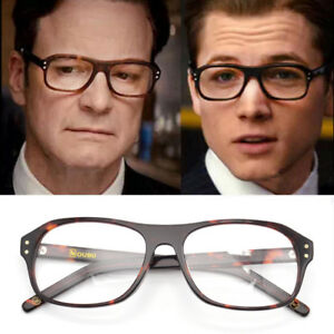 06b244b5f3 Image is loading Movie-Kingsman-The-Secret-Service-Glasses-Eyeglasses- Sunglasses