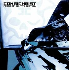 Combichrist-Frost EP: Sent To Destroy CD NEW