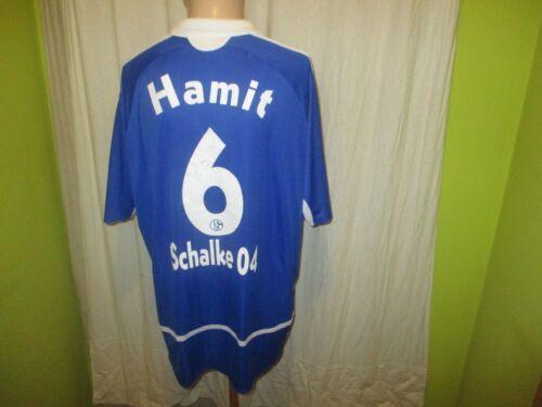 Nr.6 Hamit Gr.XXL Fußball Trikots FC Schalke 04 Adidas
