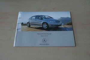 205633-Mercedes-B-Klasse-Preisliste-amp-Extras-Prospekt-07-2005