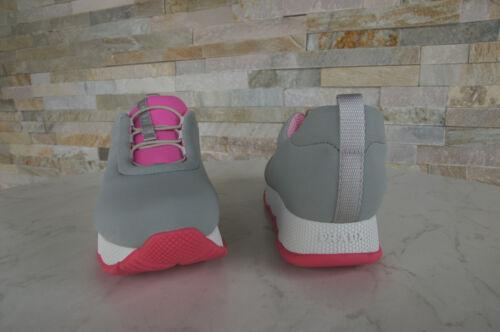 luxus PRADA Gr 40,5 Slipper Sneakers Neopren 3E6233 Schuhe NEU ehem. UVP 530 €