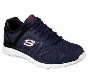SKECHERS-VERSE-FLASH-POINT-SHOE-ZAPATOS-MEMORY-FOAM-58350-NVBK-PLANTILLA