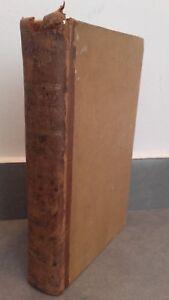 Diccionario Ciencias Medical Ste Médicos 1820 Tomo 49 Panckoucke París ABE