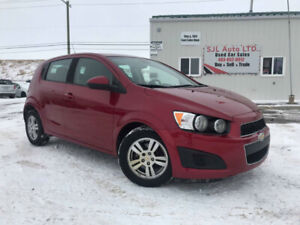 2012 Chevrolet Sonic LS Sedan *103 KM*