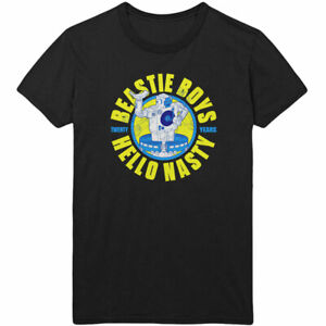 Beastie-Boys-039-Hello-Nasty-20th-Anniversary-039-T-Shirt-Official-Merch