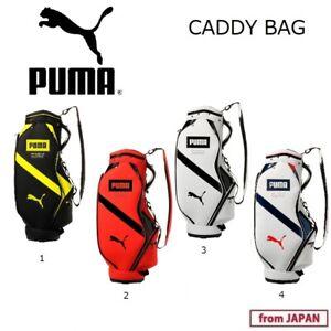 Investigación velocidad borde  2019 Puma Golf Japón 867797 Core 6.39lb ligero Caddy Bolsa 9