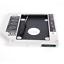 9-5-mm-2nd-SATA-SSD-HD-Hard-drive-Optical-Caddy-For-Lenovo-ideapad-320-330-520 thumbnail 4