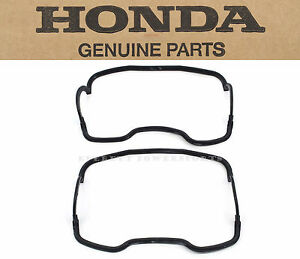 Honda VALVE COVER GASKETS GL1000 GL1100 Goldwing Interstate Aspencade SET of TWO