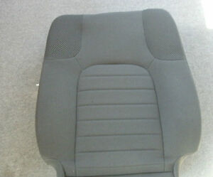 Nissan 87650 Zp41d Left Front Seat Back Assembly Cloth