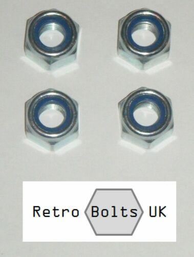 Pedal Box Fitting Nuts MK1 ESCORT