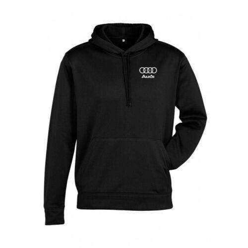 AUDI S-M-L-XL-XXL-XXXL Hooded Sweatshirt