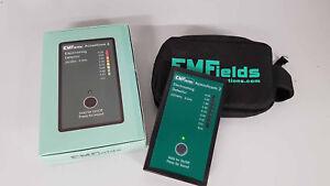 Acousticom2 HF Elektrosmog Messgerät 200 bis 8.000 Mhz Hochfrequenz Detektor