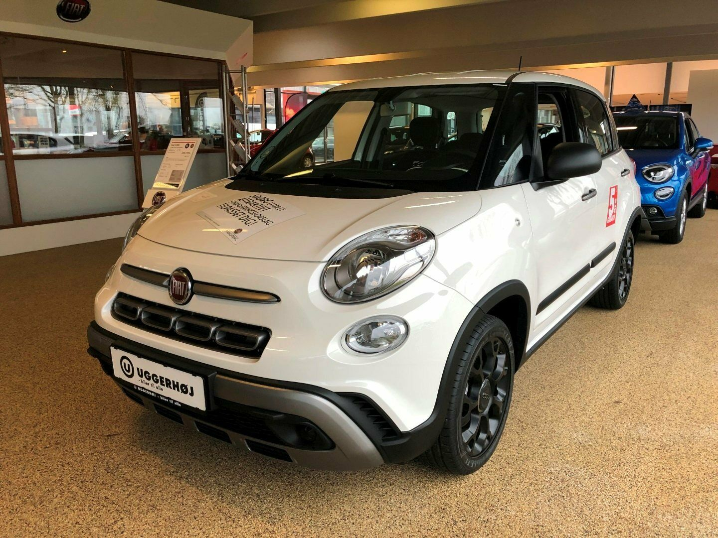 Fiat 500L 1,3 MJT 95 Cross Edition 5d