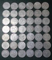 WW2 German 3rd Reich Nazi 1941 50 Pf Aluminum Coins 1 pc