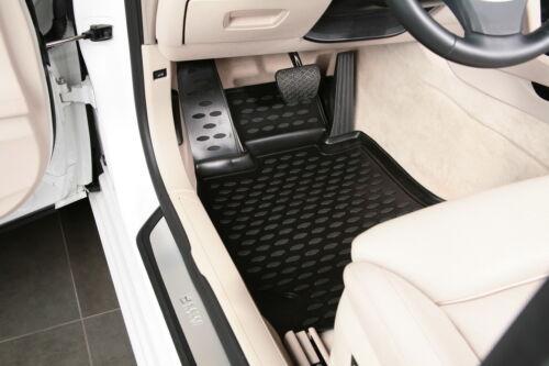 NFLHY701 3D Design Gummimatten Gummifußmatten Hyundai Grand Santa Fe 2013-2018