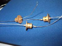 1n318 Bogue Rectifier Diode Bronze Vintage Rare