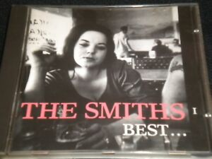 Details About The Smiths Best 1 Cd Album 14 Tracks 1992 Good Condition